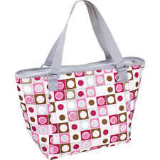 Picnic Time Topanga large insulated shoulder tote 6 Colors Outdoor Cooler NEW