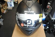 Shark Evoline Series 3 Matte Black Motorcycle Helmet Size Xlarge