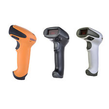 Wireless Handheld USB Laser Barcode Scanner Bar Code Reader For PC IOS