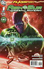 Flashpoint: Abin Sur—The Green Lantern #1 (2nd) VF/NM DC - save on shipping - de