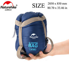 Outdoor Travel Hiking Envelope Sleeping Bags Camping Multifuntion Ultra-light