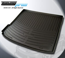 All Weather Cargo Liner Trunk Floor Mat Black Custom Fit For BMW X6 2009-2014