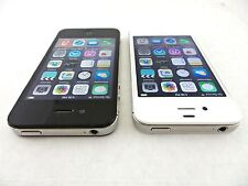 Apple iPhone 4s Smartphone 16GB/32GB/64GB AT&T T-Mobile Verizon ESN Issues