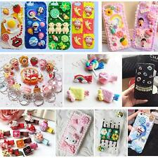 20 Pieces Colors Kawaii 3D Pattern Making DIY Cream Clay for Phone Cases