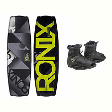 Ronix Vault Wakeboard With Divide Bindings 2017