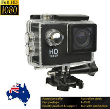 2.0'' LCD Mini HD 1080P Sport DV Action Waterproof Camera Cam Camcorder AU IT