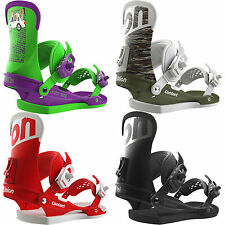 Union Contact Men's Snowboard Bindings Snowboard bindings 2016-2017 NEW