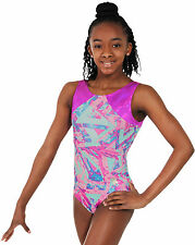 NEW!! Geo Pop Gymnastics or Dance Leotard by Snowflake Designs