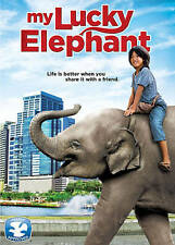 My Lucky Elephant (DVD, 2013) Orphan Boy, elephant friend  BRAND NEW