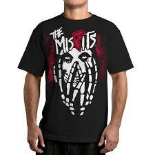 The Misfits FAMOUS Stars & Straps Badge T shirt Exclusive Famous x Misfits Tee