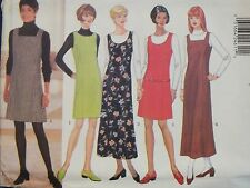 OOP BUTTERICK 4734 MS/Wmns Fitted Jumpers PATTERN 6-8-10/12-14-16/18-20-22 UC