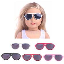 Adorable Play Doll ACCS Eye Glasses Sunglasses for 18inch American Girl Dolls