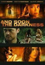 AND SOON THE DARKNESS NEW DVD