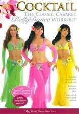 COCKTAIL: THE CLASSIC CABARET BELLYDANCE WORKOUT NEW DVD