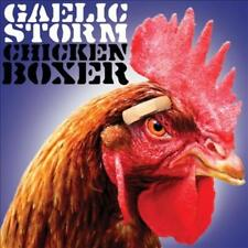 GAELIC STORM - CHICKEN BOXER NEW CD