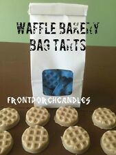 18 Pack Super Strong Scented Wax Melts Waffle Shaped Tart Melts~ BAKERY SCENTS