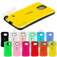 New iFace Mall Heavy Duty Anti-Shock Slim Protection TPU Case For Samsung Phones