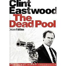 DVD : The Dead Pool, Clint Eastwood (Deluxe Edition), The Dirty Harry Collection