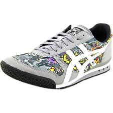 Onitsuka Tiger by Asics Ultimate 81 Men  Round Toe Synthetic Gray Sneakers