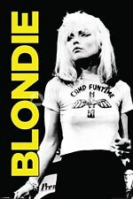 New Blondie Debbie Harry Poster