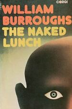 New The Naked Lunch William Burroughs Poster