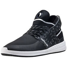 Supra Skytop V Mens Trainers Black Camouflage New Shoes