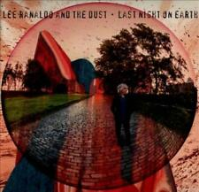 LEE RANALDO/LEE RANALDO AND THE DUST - LAST NIGHT ON EARTH [DIGIPAK] USED - VERY
