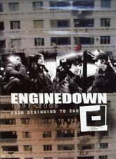 ENGINE DOWN - FROM BEGINNING TO END: 1997 - 2005 NEW DVD