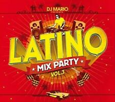 VARIOUS ARTISTS - LATINO MIX PARTY, VOL. 3 NEW CD