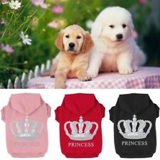 Various Pet Puppy Small Dog Cat Pet Clothes Sweater Hoodie Coat Apparel Clothes