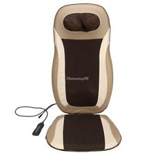 Electric Car Massage Cushion Seat Chair Back Neck Shoulder Body Massager C1MY