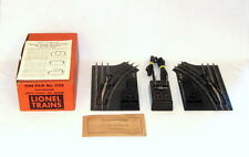 Postwar Lionel #1122E O27 Remote Control Switches~w/Nice OB & Instructions