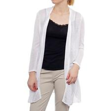Alfani 3/4 Sleeve Open Front Cardigan Women Regular Sweater