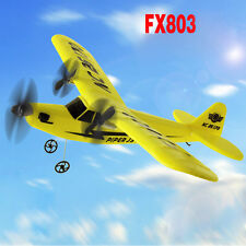 Remote Control RC Helicopter Plane Glider Airplane EPP foam 2CH 2.4G Kids Toys