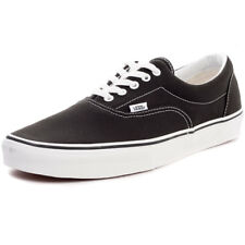 Vans Era Womens Black Canvas Casual Trainers Lace-up Genuine Shoes New Style