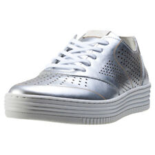 Bull Boxer Metal Siena Womens Trainers Silver New Shoes