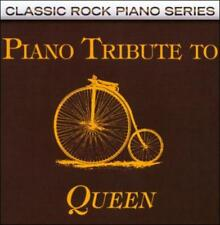 THE PIANO TRIBUTE PLAYERS - PIANO TRIBUTE TO QUEEN NEW CD