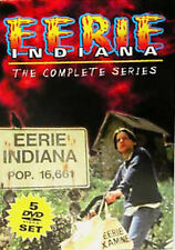 Eerie, Indiana - The Complete Series (DVD, 2004, 5-Disc Set)