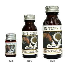 Coconut Essential Oil 100% Pure Choice from 5ml to 60ml Free Ship