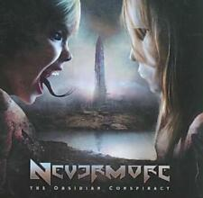 NEVERMORE - THE OBSIDIAN CONSPIRACY NEW CD