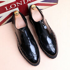 Hot Mens Carved Dress Formall Business Patent Leather Stylist Shoes Oxfords