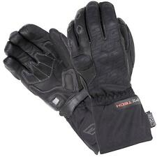 FIVE WFX Tech Leather Motorcycle Gloves (Black) RRP £99.99 *Now £69.99*