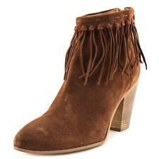 Vince Camuto Alexa   Round Toe Suede  Ankle Boot