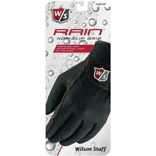Wilson Staff Rain Glove - Pair Of Wet Weather Golf Gloves (Ladies)