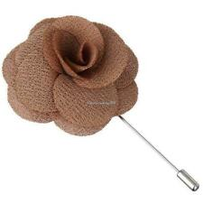 Fashion Unisex 1PC Vintage Style Rose Flower Brooch Lapel Pins Clothes C1MY