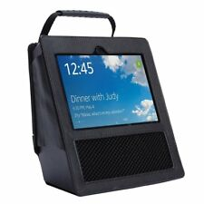 Amazon Echo Show protective case, Leather Cover with Handle for Amazon Echo Show