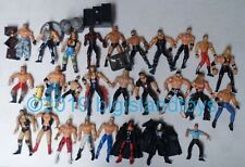 WWE Jakks Pacific Action Figures Wrestling BCA WWF 1997 1999 TNA 2 Tuff More!