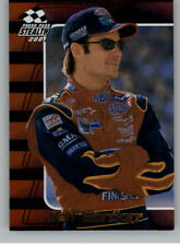 2001 Press Pass Stealth Gold Nascar Racing Pick From List