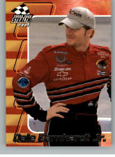 2001 Press Pass Stealth Nascar Racing Base Cards Pick From List