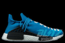 ADIDAS PW HUMAN RACE NMD BLUE Sizes4.5-6.5 BB0618